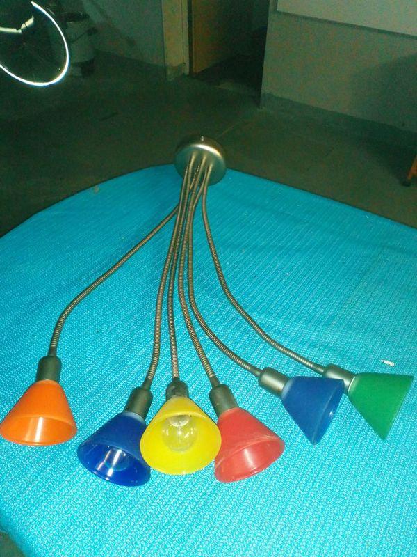 Retro Deckenlampe 70 80 Jahre