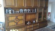 Wohnzimmer-Möbel für Altdeutsch -Freunde