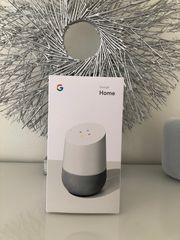 Google Home Smart Speaker Weiß