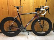 Scott CR1 Pro Carbon RennradTriathlonrad