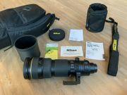 Nikon Nikkor AF-S 200-400 mm
