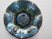 Glasschale Weltausstellung New York 1964