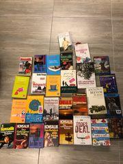 Diverse Bücher und Filme