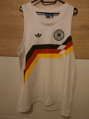 DFB Trikot 1990 Muskelshirt-Tanktop Größe