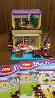 Lego Friends 41037 Stephanies Strandhaus