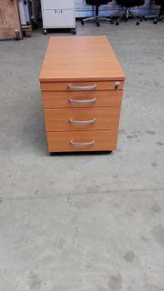 Rollcontainer mit Schubladen Bürocontainer Schärf -