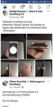 i phone rosa