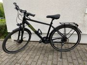 Verkaufe gut erhaltendes Trekking Fahrrad