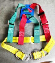 7 Multicolor mehrfarbige Lifebelts Sicherheitsgurte