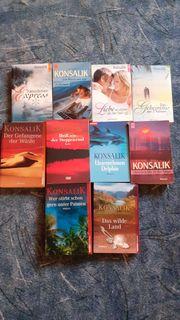 Konsalik verschiende Romane