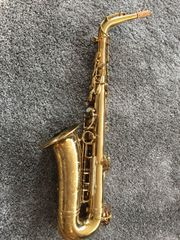 Selmer Alt Saxophon Super Balanced