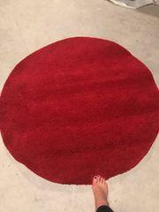 Teppich Rund zu verschenken