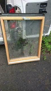 Velux Dachfenster 91 cm breit