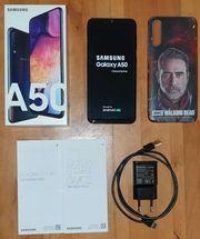 Smartphone Samsung Galaxy A50 DUAL-SIM