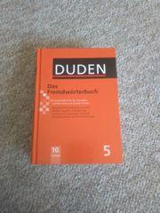 DUDEN Fremdwörterbuch