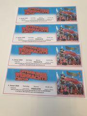 Offenburger Weihnachtscircus Tickets
