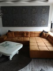 Couch Sofa Marke Candy Luxus