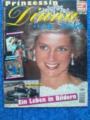Sonderheft - Prinzessin Diana - Frau mit