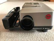 Diaprojektor Leica Pradovit P600 mit