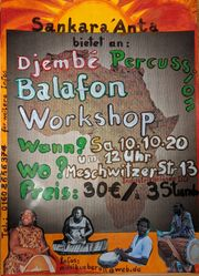 PERCUSSIONS-WORKSHOP