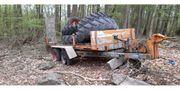 Verkaufe Traktor Tieflader