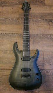 Schecter KM 7 E-Gitarre 7