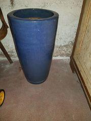 Keramik-Blumentopf