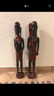 Figuren Afrika Paar