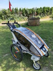 Chariot CX1 jetzt Thule mit