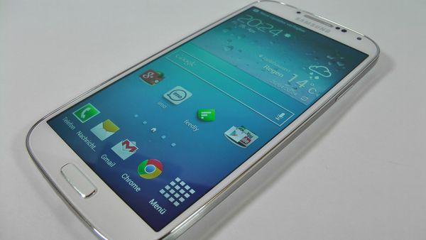 Samsung Galaxy S4 64GB Speicher