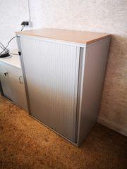 Sideboard Rollladenschrank Büroschrank Aktenschrank VS