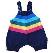 NEU Baby Regenbogen Strampler Einteiler
