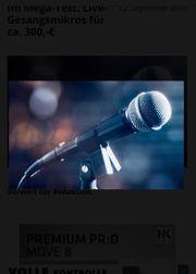 Sängerin sucht