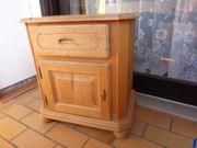 Kommode Nachttisch Holz massiv B59