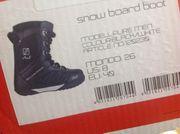 Snowboardboots zu verschenken Gr 38