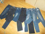 4 2 Damen Jeans in