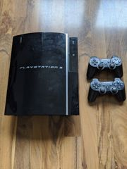 Sehr gut erhaltene Playstation 3