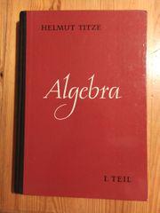 Algebra 1 Teil