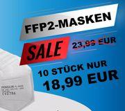 FFP 2 Masken CE 2756