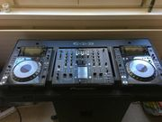 Set DJM-2000NXS 2xCDJ-2000NXS mit Flightcase
