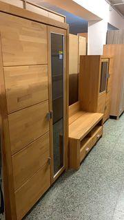 Hochwertige Wohnzimmerwand - 350cm lang - LD22022
