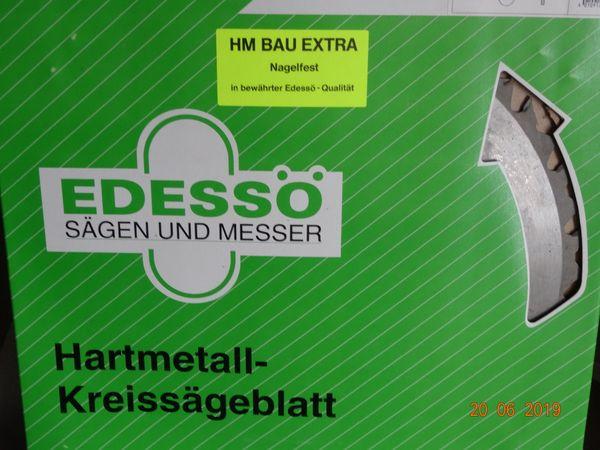 Sägeblätter Hartmetall Markenware EDESSÖ
