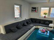 Couch Sofa Wohnlandschaft Lounge