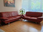 Wohnzimmer Couch Leder