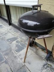 Grill ohne Rost