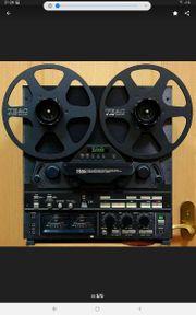 Tonbandgerät x Teac r