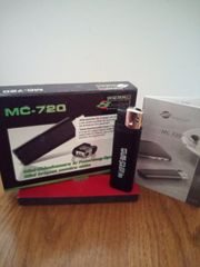 OctaCam MC-720 mini Feuerzeug-Kamera
