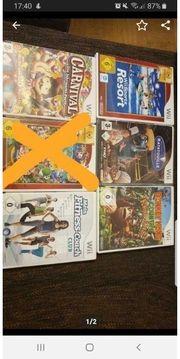 Wii Spiele