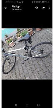 Herren Fahrrad trek alpha aluminium