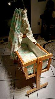 Stubenwagen Babybett Pendelwiege Babywiege